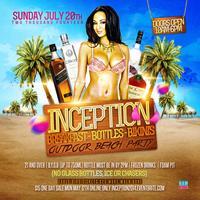 INCEPTION 2014 Breakfast | Bottles | Bikini's