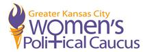 Greater Kansas City Women's Political Caucus logo