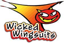 Wicked Wingsuits logo