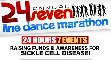 SCANJ 24 Seven Line Dance Marathon September 19-20th!