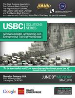 USBC Solution Series - Access to Capital, Contracting...