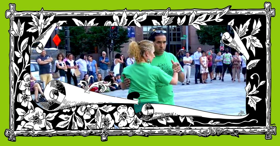 Boston Tango in the Park