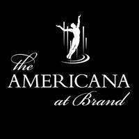 The Americana at Brand logo