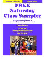FREE Dance Fitness Classes