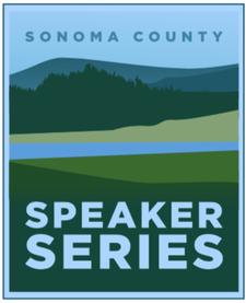 Sonoma County Speaker Series logo