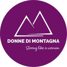 Donne di montagna  logo