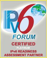 The New Revenue Stream with IPv6 Forum iRAP Logo...