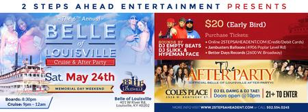 2 Steps Ahead Entertainment - 6th Annual Belle of...