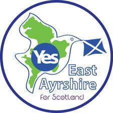 Yes East Ayrshire logo