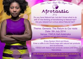 Afrotastic 2014