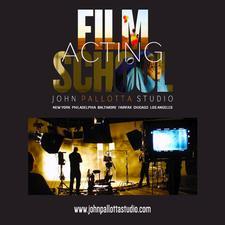 Art of the Audition with Master On Camera Coach John Pallotta logo