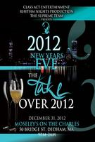 New Year's Eve Party - The Take Over 2012