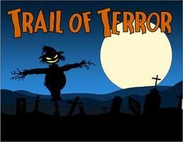 Trail of Terror Half Marathon and 5K