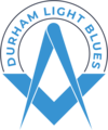 Durham Light Blues logo