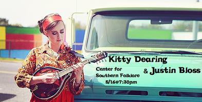 Kitty Dearing and Justin Bloss - Folk/Bluegrass