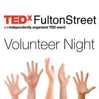 TEDxFultonStreet Volunteer Meeting 2014