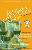 """""""Art,Wine, & Cheese"""" Charity event (NODA)"""