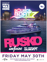 Bounce Boat ft. Rusko, Kirill Was Here, Infuze, &...