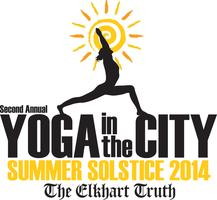 THE ELKHART TRUTH'S YOGA IN THE CITY 2014