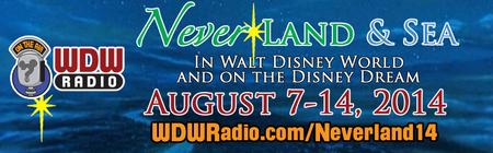 WDW Radio NeverLand & Sea - Atlantic Dance Hall