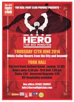 Hero for Six Minutes (A charity 'White-Collar' Boxing...