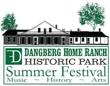 Dangberg Home Ranch Historic Park logo