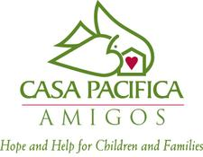 The Casa Pacifica Amigos logo