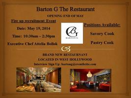 Barton G The Restaurant