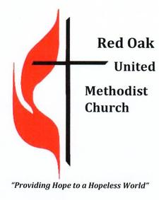 Red Oak United Methodist Church logo