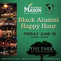 Black Alumni Happy Hour