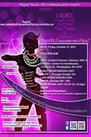 LADIES Night IN Empowerment Party! ONE NIGHT...