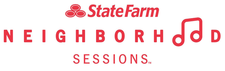 State Farm Neighborhood Sessions logo