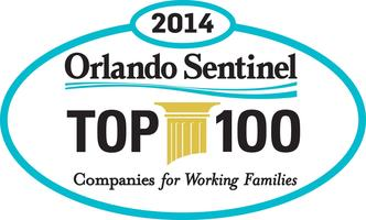 TOP 100 COMPANIES FOR WORKING FAMILIES