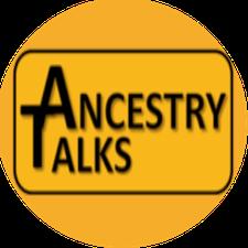Ancestry Talks logo