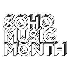 Soho Music Month logo