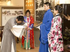 Traditional Chinese Ceremony of Passage to Adulthood