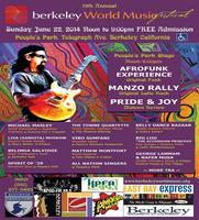 ViBO Simfani @ Berkeley World Music Festival