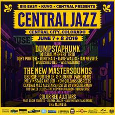 Central Jazz logo