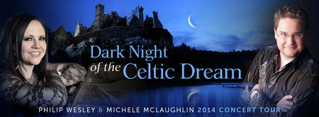 Philip Wesley and Michele McLaughlin LIVE in...