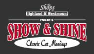 The Shops at Highland and Westmount logo
