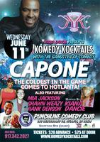 "Kiana Dancie Presents Komedy Kocktails w/""Shaq's All..."