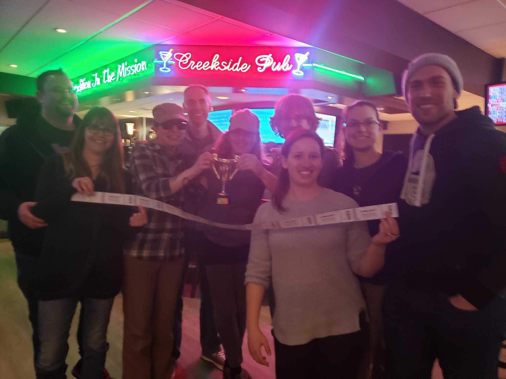 Friday Night Trivia at Creekside Pub and Grill, Kelowna!