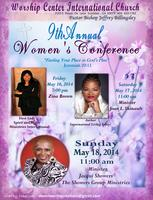 9th Annual WCIC Women's Conference - Supernatural...