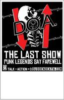 D.O.A. Farewell Tour at Sports Page Live