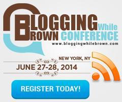 2014 Volunteer Registration Blogging While Brown...