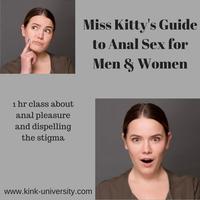 guide til Anal Sex for menn