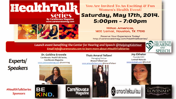 HealthTalk Series by CareNovate Magazine