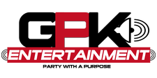 GPK ENTERTAINMENT |WE GOT NEXT |ORIGINAL MAN ENTERTAINMENT | NORMAN  logo