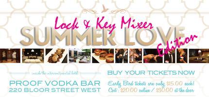 Lock & Key Mixer - Summer Love Edition