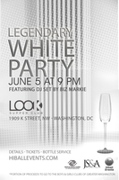 Pierre Garçon's 2nd Annual Legendary White Event